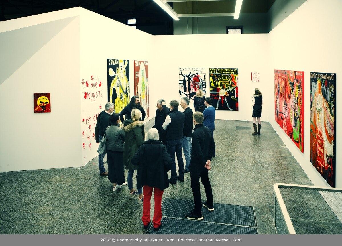 Meese Kunsthalle St Annen Die Lubecker Museen